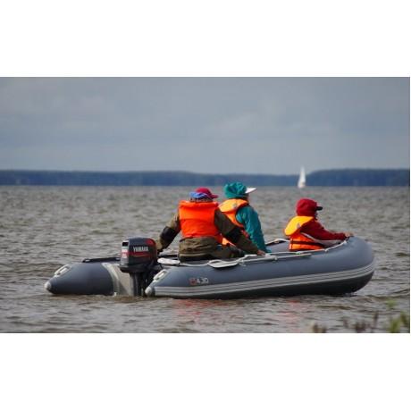 Лодка Yukona 430TS (Пайол фанера щитовой)