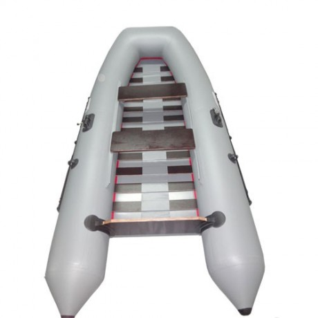Моторно-гребная Лодка Alfa-280