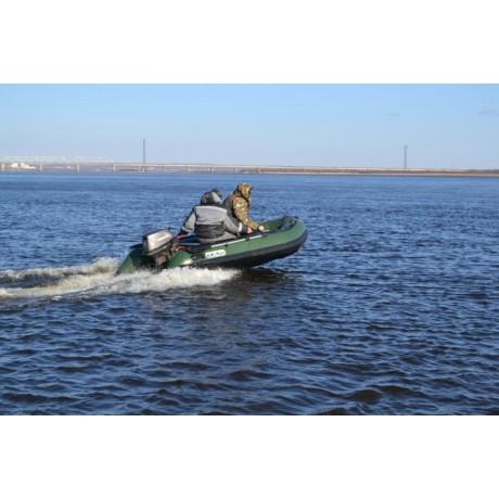 Лодка Sun Marine SA-330 IB, цвет синий