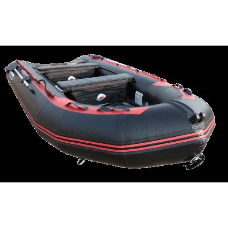 Лодка Sun Marine SA-365 IB, цвет красный
