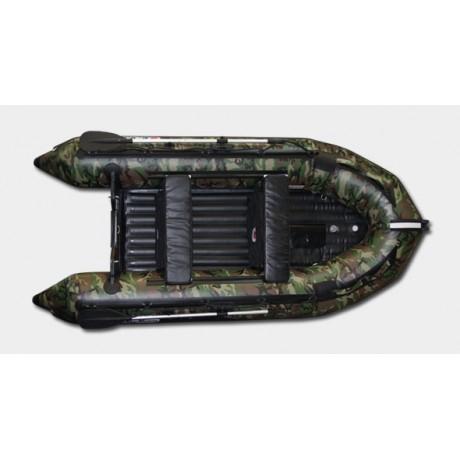 Лодка Sun Marine SA-420 IB, цвет черный