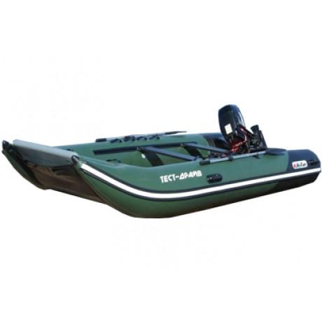 Лодка катамаран Sun Marine SH-360, цвет камуфляж