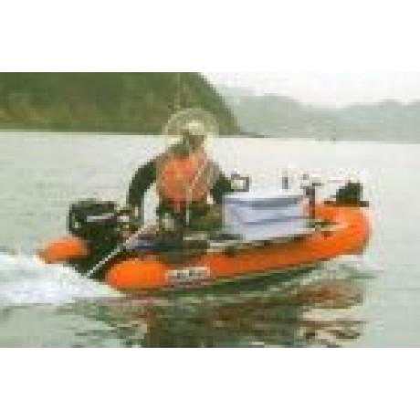 Лодка Sun Marine SR-350, цвет ораньжевый