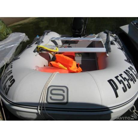 Лодка Silverado Sport 33S