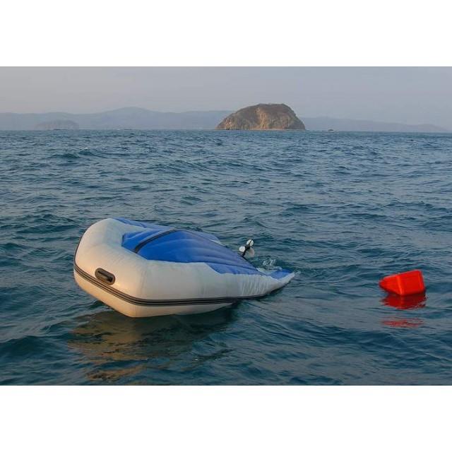 Лодка Solar-310, тёмно-зеленый