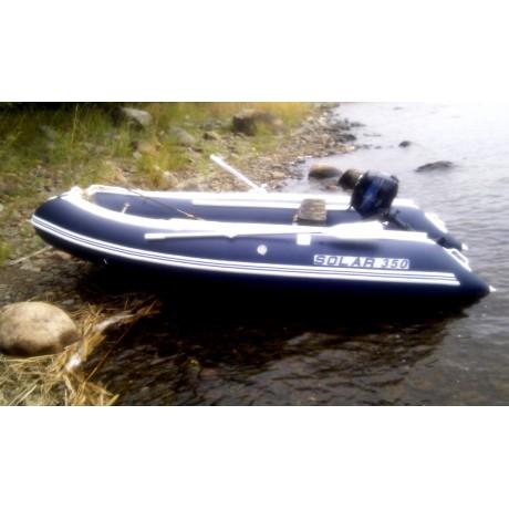 Лодка Solar-350, тёмно-зеленый