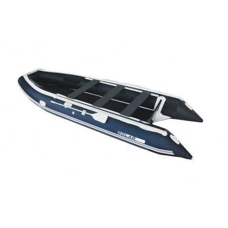 Лодка Solar-500 Jet, Хамсара, оранжевый