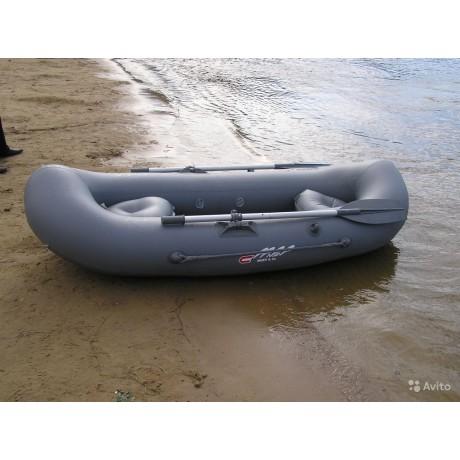 Лодка Вуокса V-240 цвет оливка