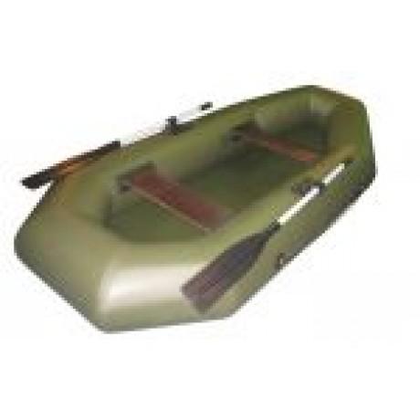 Лодка Вуокса V-270 цвет оливка