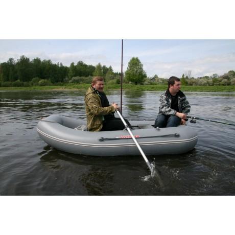 Лодка - МУРЕНА 270 M2, натяжной пол