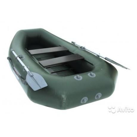 Лодка - МУРЕНА 270 MR2, с реечным настилом