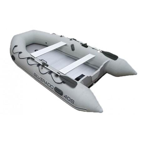 Лодка Silverado Sport 40S, алюм. пол