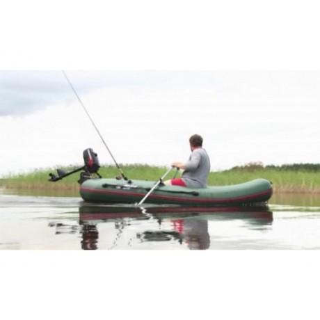 Лодка - МУРЕНА 300 MS3, с днищем типа слань