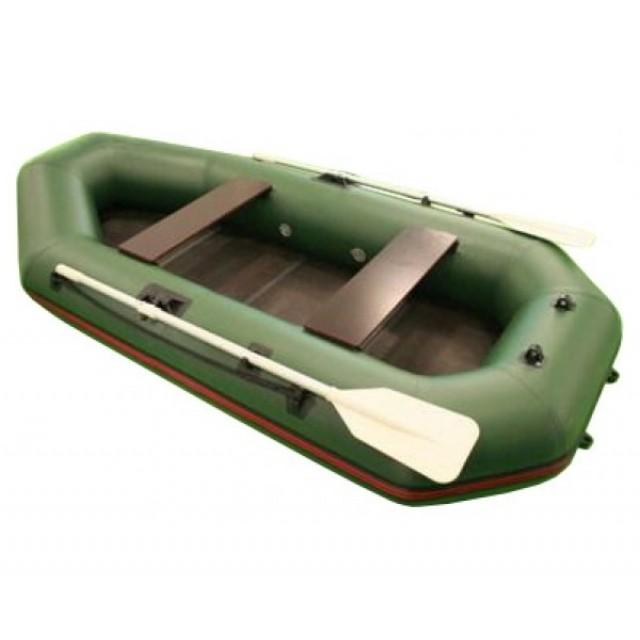 Лодка - TUZ-270 с пайолами, оливковый
