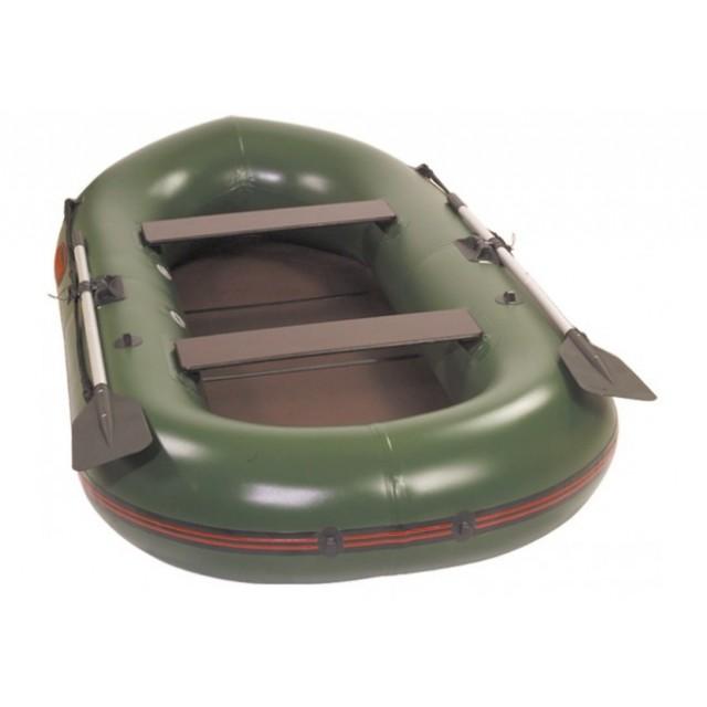 Лодка - TUZ-320 без пайол, оливковый