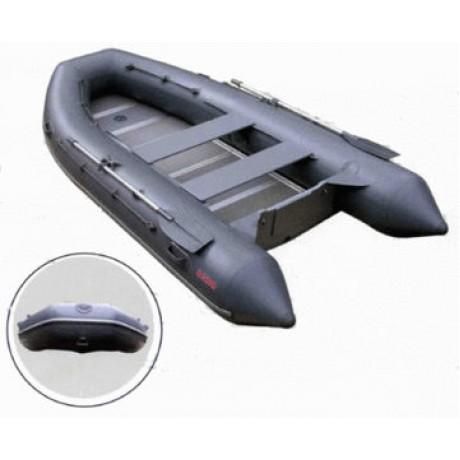 Лодка - Лодка кайман N-330, темно-серый