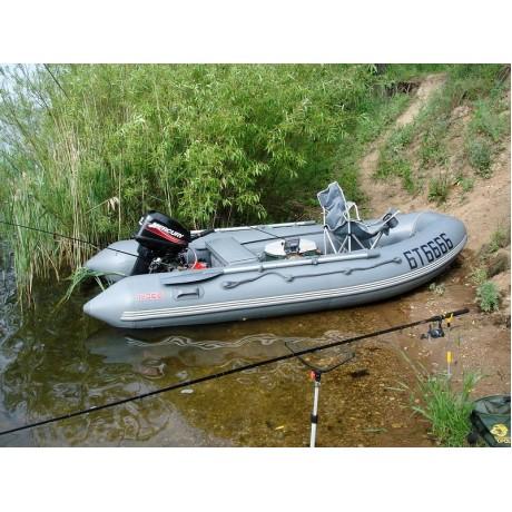 Лодка - Лодка кайман N-360, оливковый
