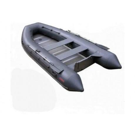 Лодка - Лодка кайман N-360, серо-синий