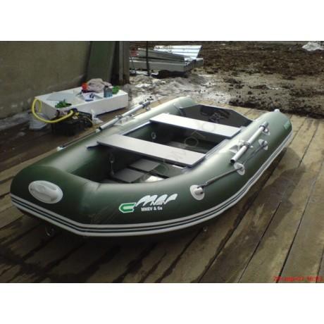 Лодка - Лодка кайман N-400, оливка