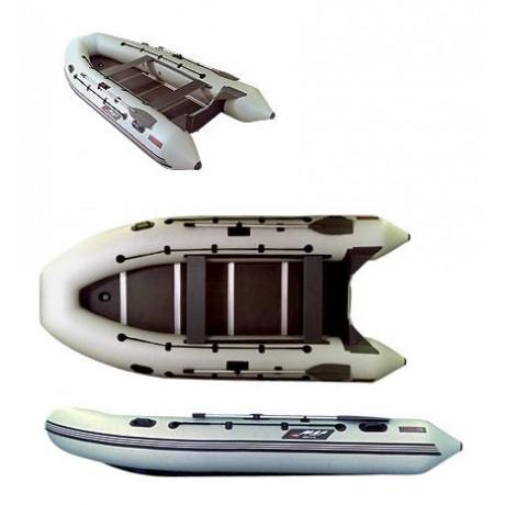 Лодка - Лодка кайман N-400, серый-темно-серый