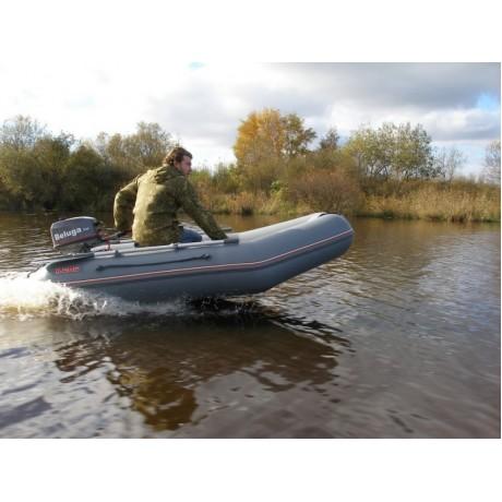 Лодка - Краб -R285, серый
