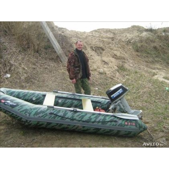 Лодка - Краб -R310