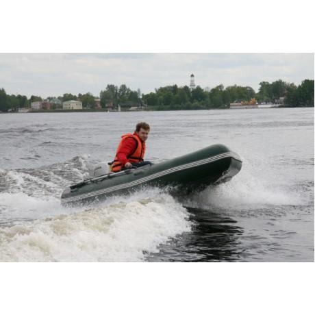 Лодка Скат S-360 /серый/