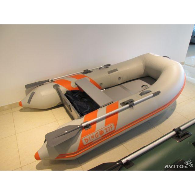 Лодка Dingo 27F