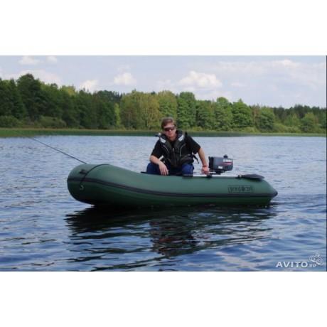 Лодка Dingo 29R