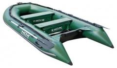 Лодка HDX серии Carbon 300, цвет зеленый