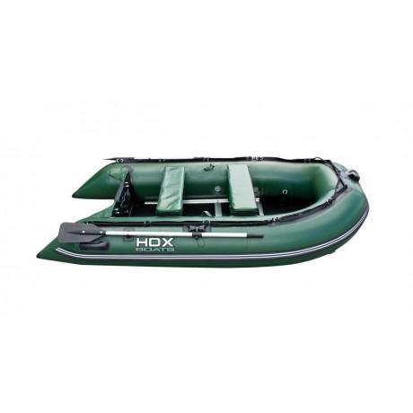 Лодка HDX серии Carbon 330, цвет зеленый