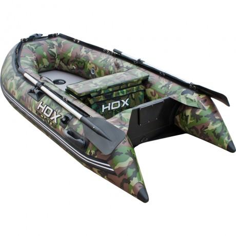 Лодка HDX серии Oxygen 240, цвет камуфляж