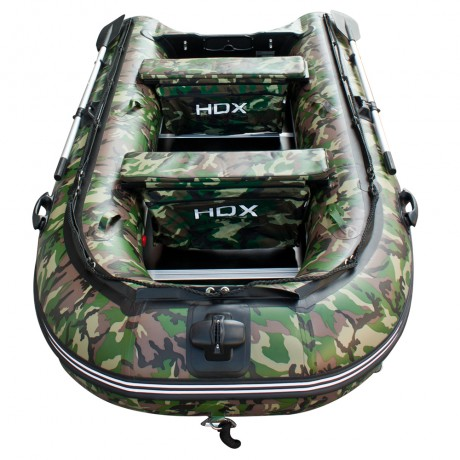 Лодка HDX серии Oxygen 280, цвет камуфляж