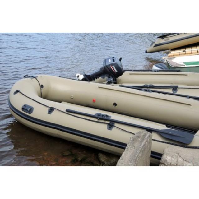 Лодка Badger Duck Line 430 AL