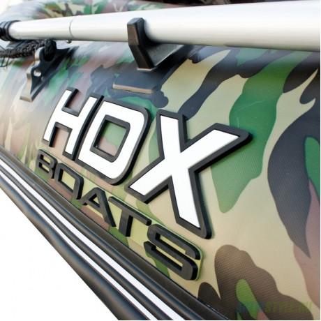 Лодка HDX Sirena 240, цвет камуфляж