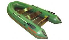 Лодка CatFish 290, оливковый цвет