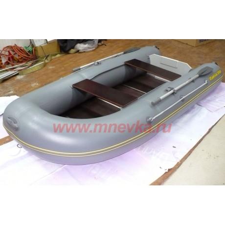 Лодка CatFish 310, оливковый цвет
