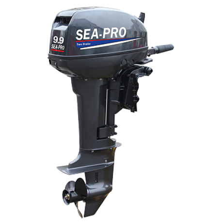 Лодочный мотор SEA-PRO ОТН 9.9 S двухтактный.Купить в интернет магазине лодочных моторов