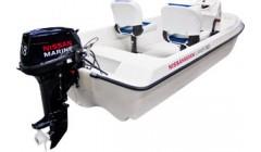 Nissamaran Marine Laker 360 + Мотор Nissan Marine NS 18 E2 EP1