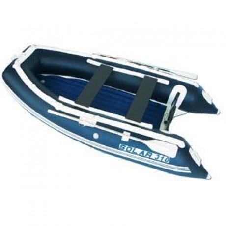 Лодка SOLAR-310, тёмно-синий