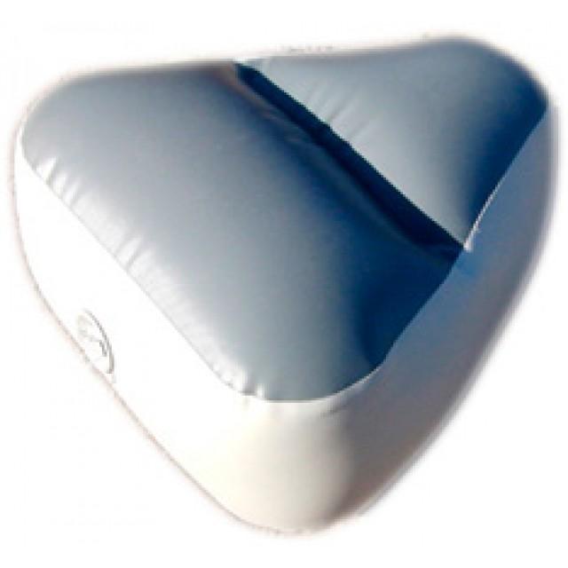 Надувное сиденье в нос лодки, 55х47х30 см