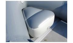 Надувное сиденье в нос лодки, 80х47х29 см