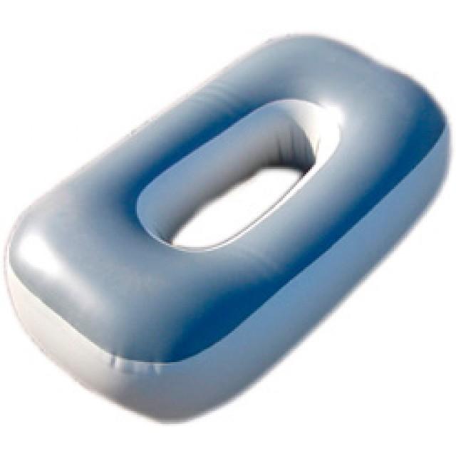 """Сиденье надувное """"овал"""", 66х44х20 см"""