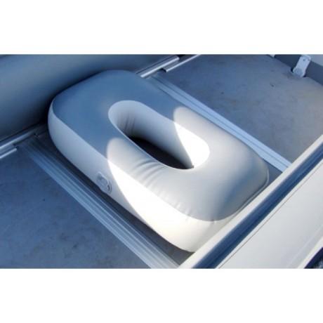"""Сиденье надувное """"овал"""", 74х44х20 см"""