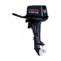 Мотор Nissan Marine NS 9.8 B S