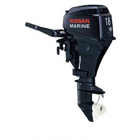 mотор Nissan Marine NS 18 E2 1