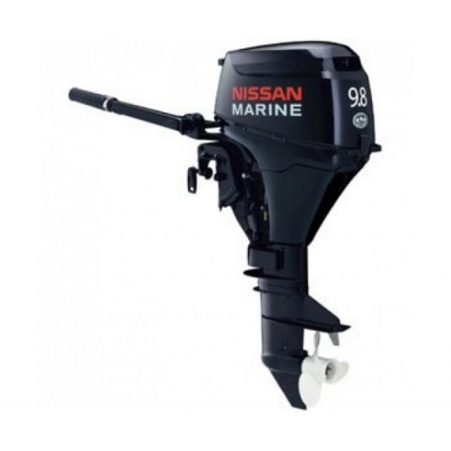 Мотор Nissan Marine NSF 9,8 A3 1