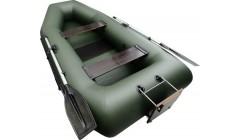 Лодка Хантер 280 РТ, цвет зеленый