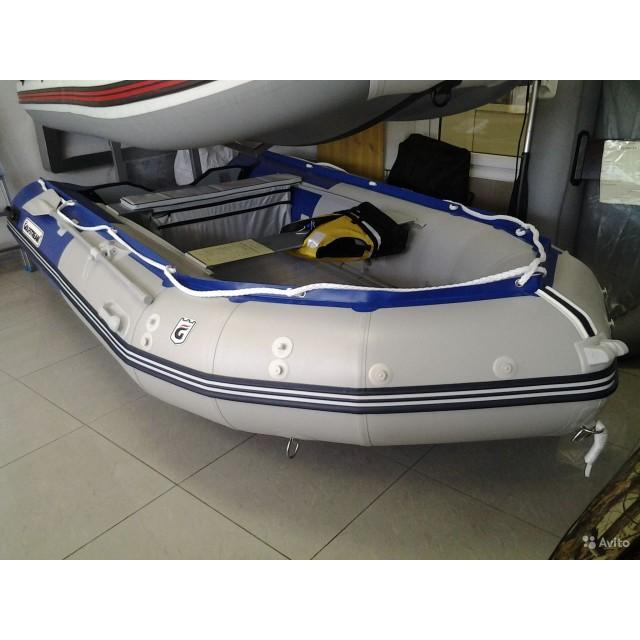 Лодка PRO-385