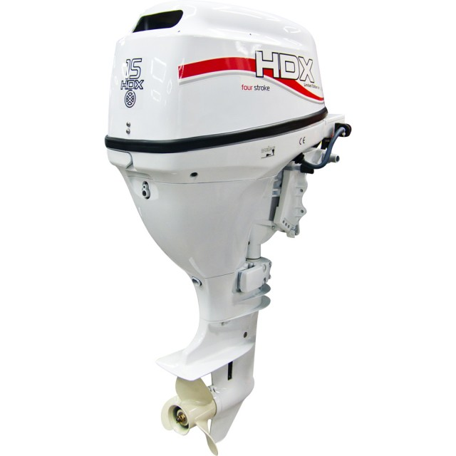 Мотор HDX F 15 FWS, белый